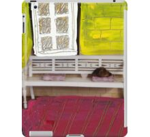 Bench Cat iPad Case/Skin