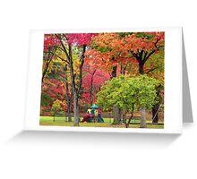 Playground Paradise ! Greeting Card