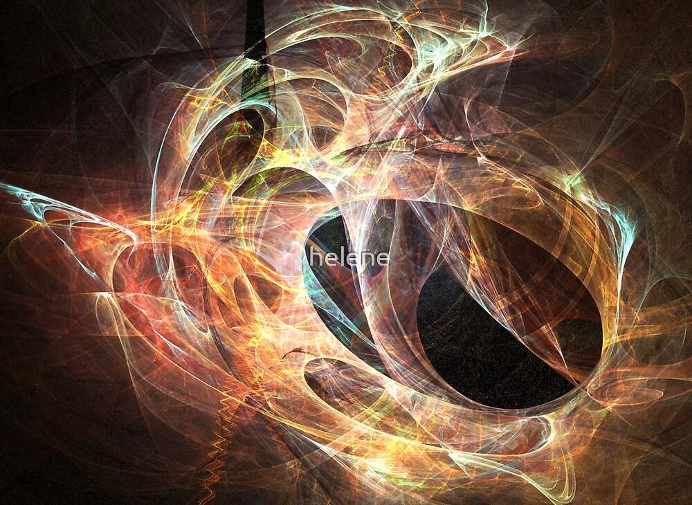 Black hole by helene