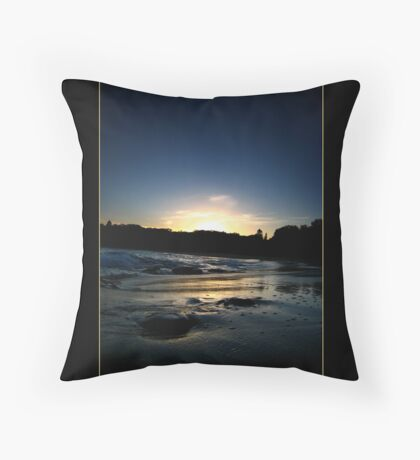 Swallowing The Sun Throw Pillow