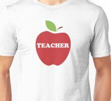 I'm a Teacher Red Apple Unisex T-Shirt