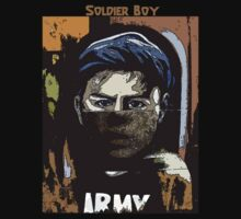 Soldier Boy by joche