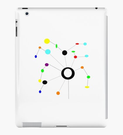 KINETIC mobile art image iPad Case/Skin