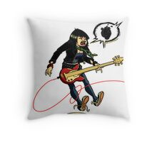 Joan Jett - The Valkyrie Throw Pillow