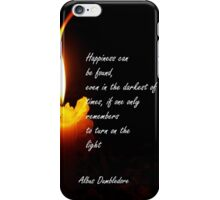 Happiness... iPhone Case/Skin