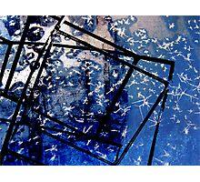 Ice Photographic Print