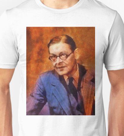 T. S. Eliot, Literary Legend Unisex T-Shirt