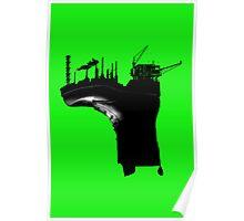 Environmental Footprint Poster