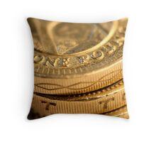 Money money money... Throw Pillow