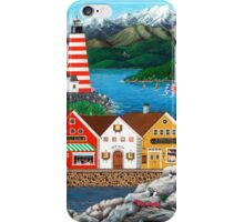 Puffin Point iPhone Case/Skin