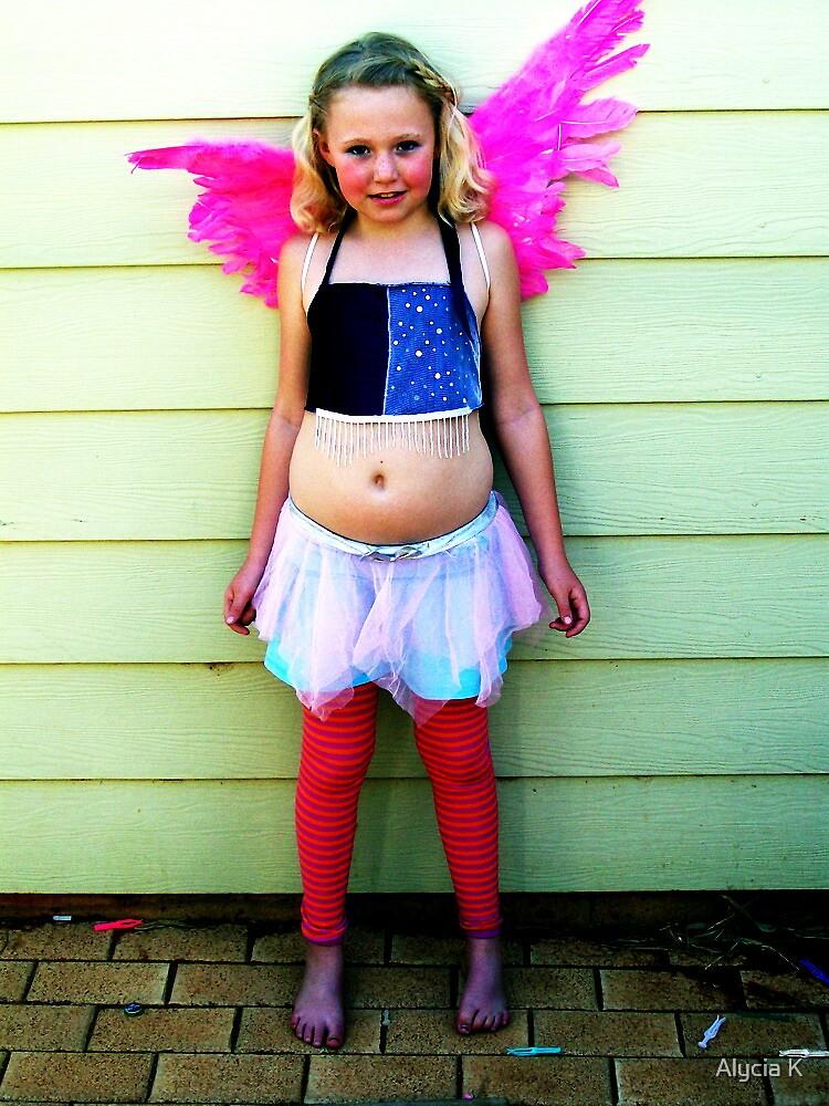 Baby Fairy by Alycia K
