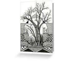 Spring Cherry Blossom, #204 Greeting Card