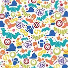 Pixar Pattern by Molly Williams