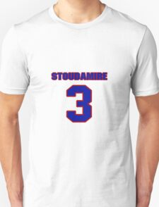 Basketball player Damon Stoudamire jersey 3 T-Shirt