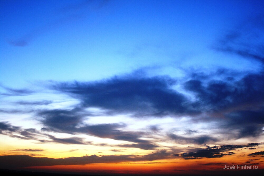 Colorfull sky by José Pinheiro