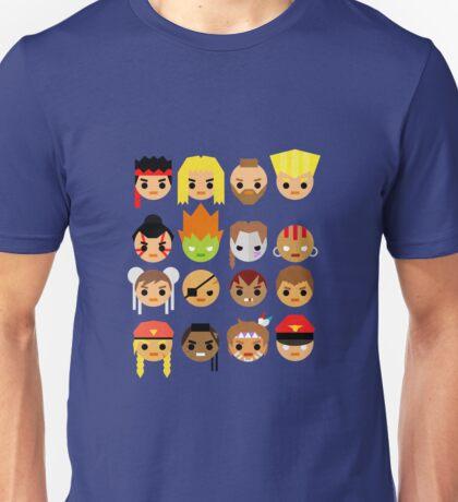 Street Fighter 2 Turbo Mini Unisex T-Shirt