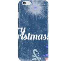 Marry Christmas iPhone Case/Skin