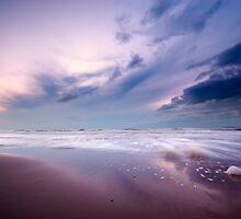 Ocean at night by Enjoylife