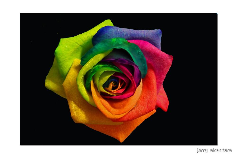 Rainbow III by jerry  alcantara
