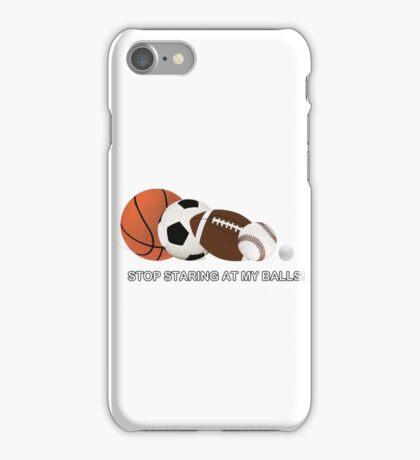 Sports Fan iPhone Case/Skin