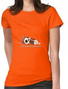 Sports Fan Womens Fitted T-Shirt