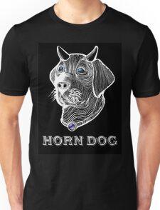 HORN DOG Unisex T-Shirt
