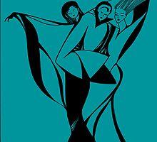 Trio - Series 3 by Hiroko