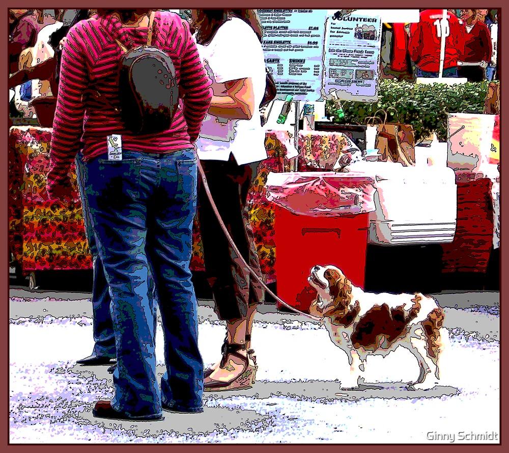 Market Day by Ginny Schmidt