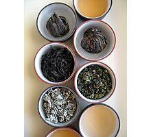 Chinese Tea Photographic Print