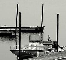 Ranger Boat by AnneRN