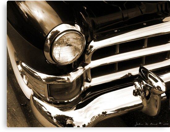 Crazy 'Bout a Cadillac by John  De Bord Photography