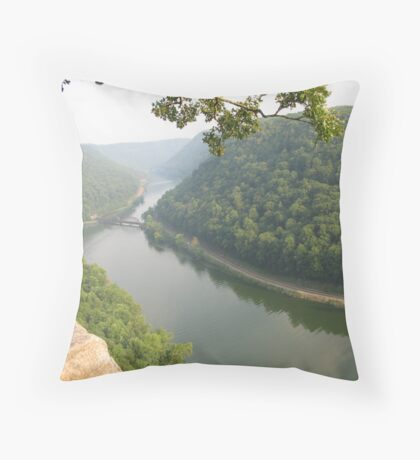 Scenic Overview Throw Pillow