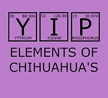 Yip-Elements of Chihuahua by Artsanity