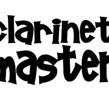 Clarinet Master by greatshirts