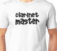 Clarinet Master Unisex T-Shirt
