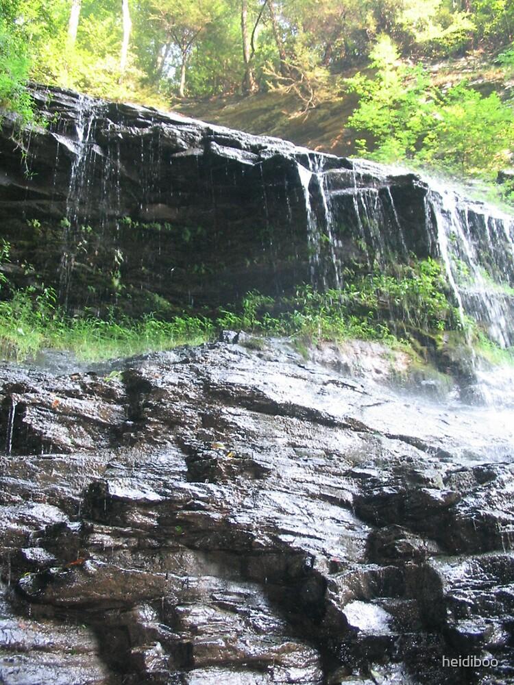 Waterfall 3 by heidiboo