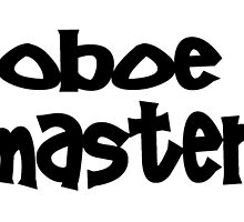 Oboe Master by greatshirts