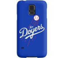Los Doyers (White)  Samsung Galaxy Case/Skin