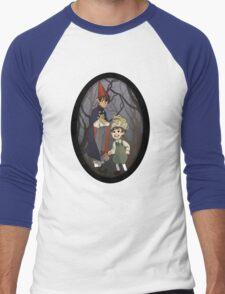 Lead Through the Mist (alternate) Men's Baseball ¾ T-Shirt