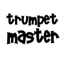 Trumpet Master Photographic Print