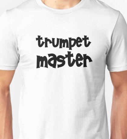 Trumpet Master Unisex T-Shirt