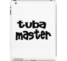Tuba Master iPad Case/Skin