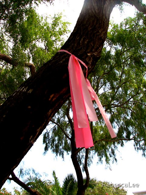 Breast Cancer Awareness Marking by RebeccaLee