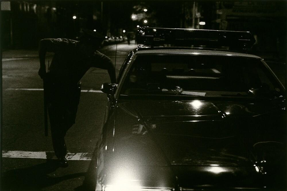 New York cops by laurencedodd