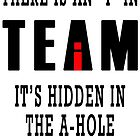 "The ""I"" in TEAM by Darren Stein"