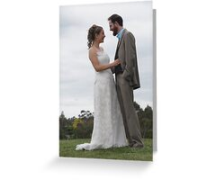 Yvette and Phil 2 Greeting Card