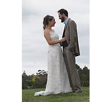 Yvette and Phil 2 Photographic Print