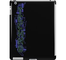 Techno Circuits iPad Case/Skin