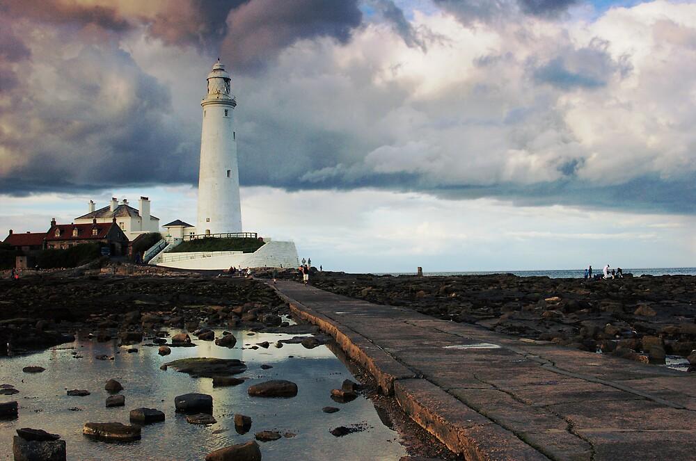 St Mary's Island by Glen Birkbeck