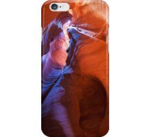 Twinkle of canyon light iPhone Case/Skin